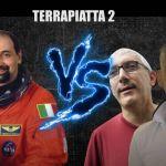 Le iene, scontro finale tra l'astronauta Umberto Guidoni e i terrapiattisti