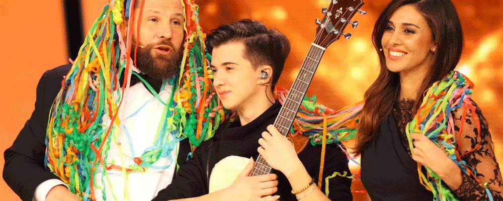 Tu sì que vales 2018, il vincitore è il chitarrista Marcin Patrzalek