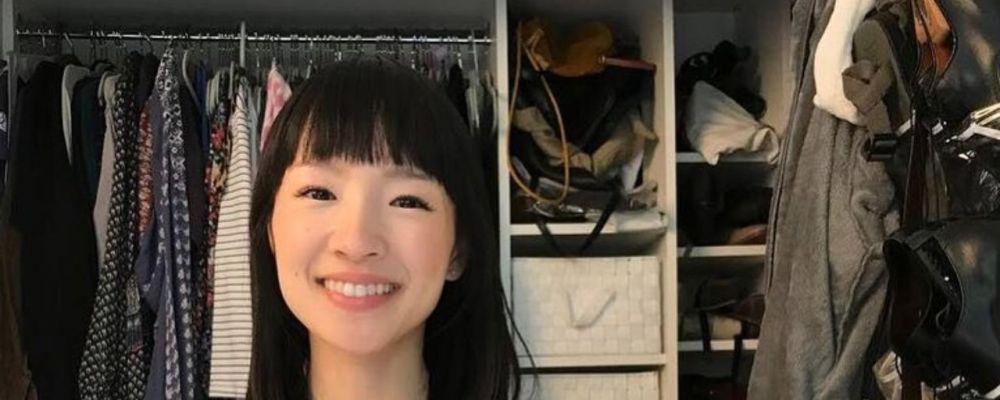Marie Kondo sbarca su Netflix: dall'1 gennaio 2019 arriva uno show dedicato al potere del riordino
