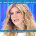Paola Caruso a Domenica Live, il malore durante l'intervista: Barbara D'Urso la interrompe