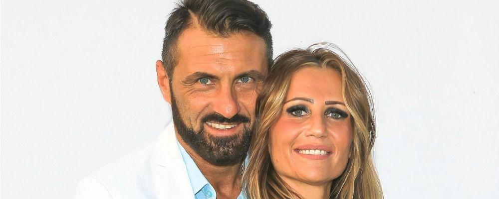 Uomini e donne trono over, Sossio Aruta e Ursula Bennardo a poche settimane dal parto