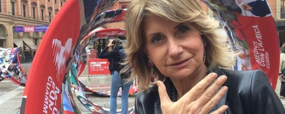 Tiziana Ferrario lascia la Rai dopo quarant'anni