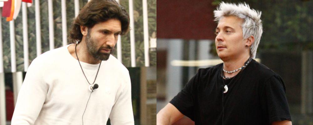 Grande Fratello VIP 2018, la semifinale: Walter Nudo e Andrea Mainardi in finale