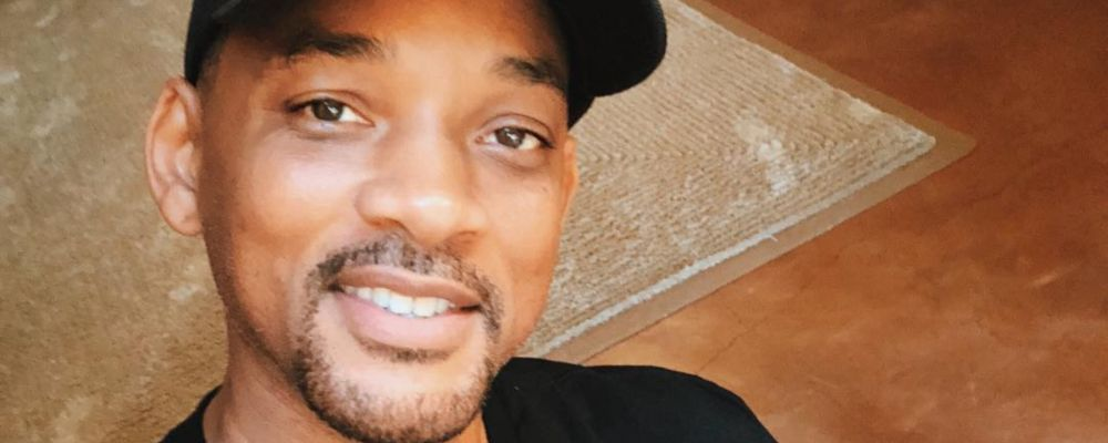 Le prime foto di Will Smith come Genio nel nuovo Aladdin live action