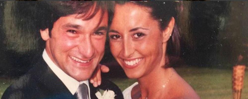 Benedetta Parodi e Fabio Caressa si risposano, l'annuncio su Instagram