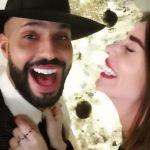 Jonathan Kashanian e Bianca Atzei, dopo L'isola dei famosi anche il Natale insieme