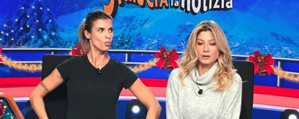 Elisabetta Canalis e Maddalena Corvaglia tornano a Striscia la notizia