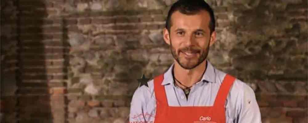 Bake Off Stelle di Natale, il vincitore è Carlo Beltrami