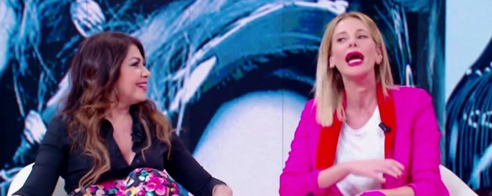 Isola dei famosi 2019, Alessia Marcuzzi candida Cristina D'Avena in diretta
