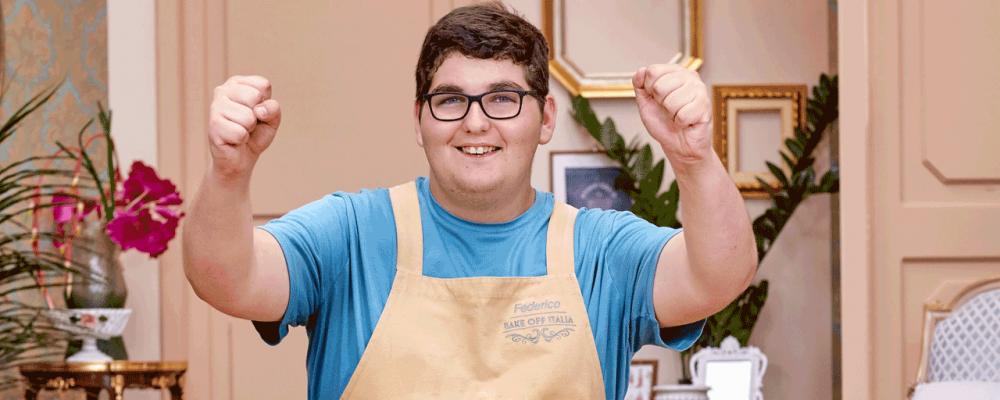 Bake Off Italia 2018, vince il giovanissimo Federico De Flaviis
