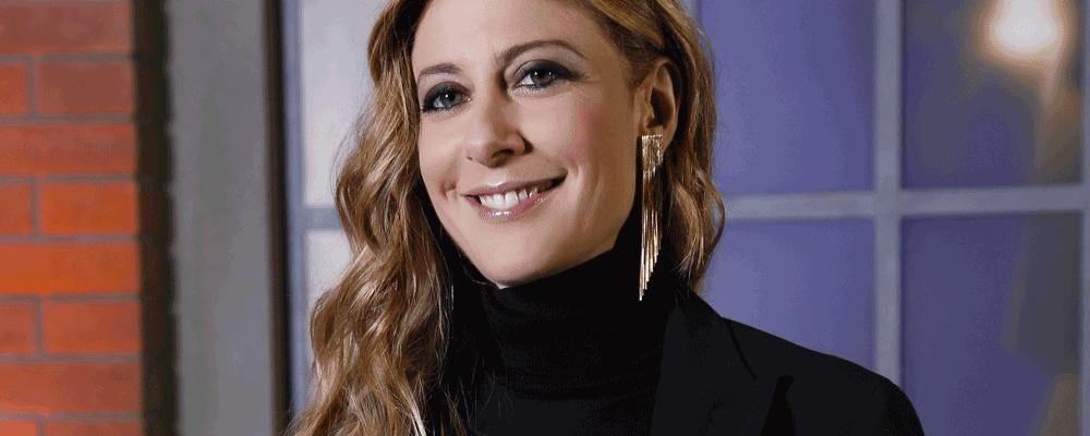 Francesca Fagnani apre alle quote azzurre con Alfonso Signorini: 'Una super belva'