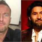Francesco Facchinetti ripreso mentre insulta Walter Nudo: l'audio e la risposta