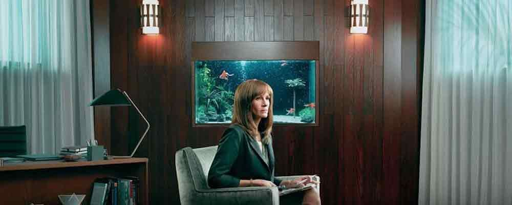 Homecoming, finalmente Julia Roberts