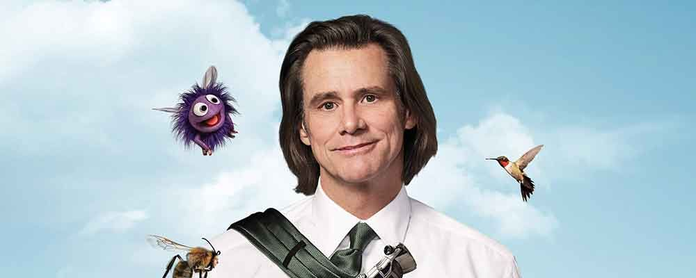 Kidding, ecco a voi Jim Carrey
