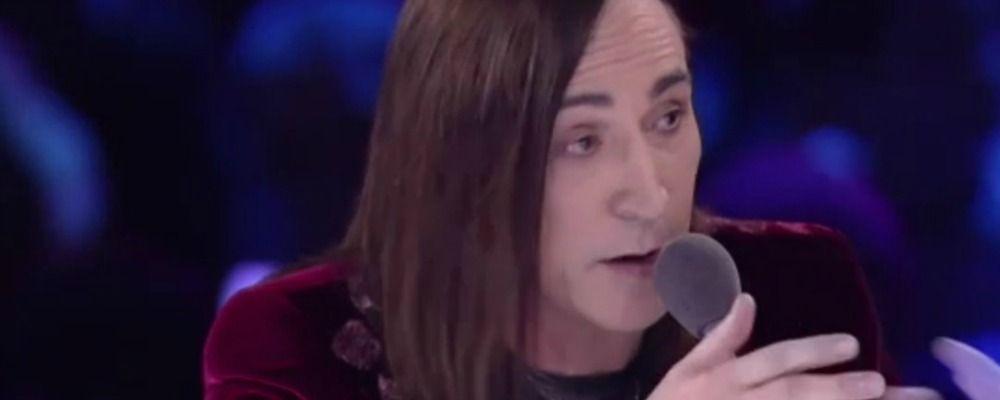 X Factor 2018, Manuel Agnelli e l'addio in diretta: 'Tutto ha una fine'