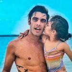 Grande Fratello Vip 2018, Stefano Sala in lacrime davanti a Dayane Mello e alla figlia Sofia