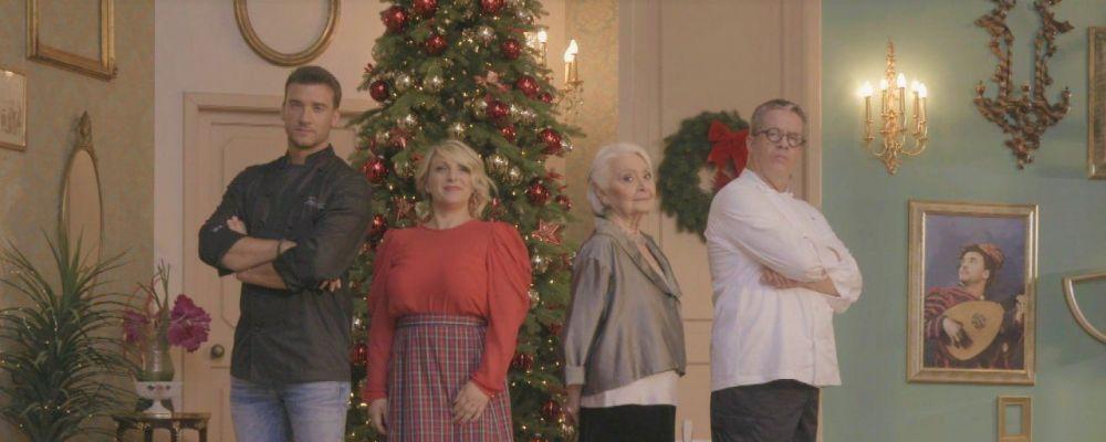 Bake Off Stelle di Natale, la sfida tra i vincitori dello show