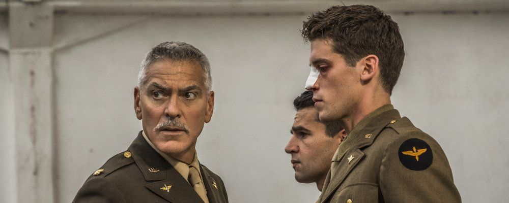 Catch 22, Comma 22, il primo trailer con George Clooney