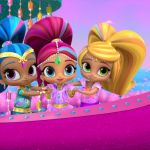 Shimmer and Shine Channel, un pop up channel con le magiche geniette
