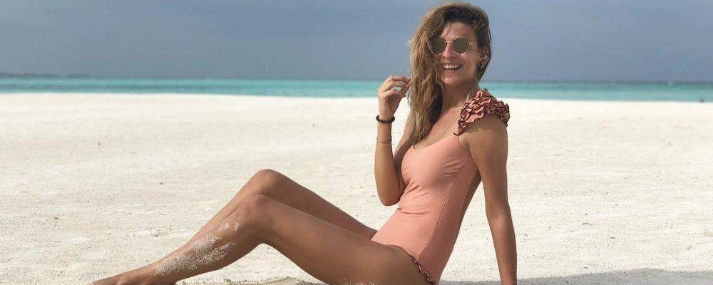 Cristina Chiabotto, amore alle Maldive con il fidanzato Marco Roscio