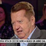 Storie italiane, Vittorio Cecchi Gori dopo il malore: 'Mi hanno tradito e plagiato'