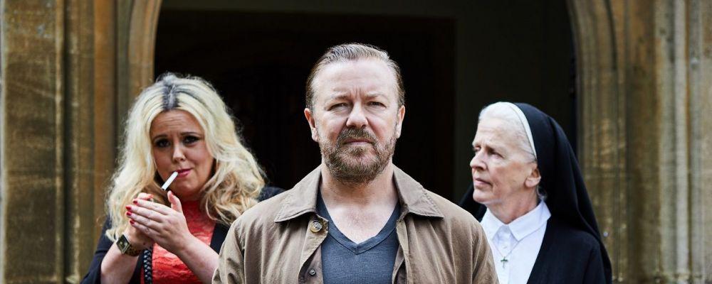 After Life, la nuova serie comedy di Ricky Gervais: vivo per punire il mondo