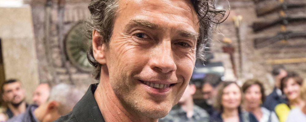 Alessio Boni è diventato papà: è nato Lorenzo