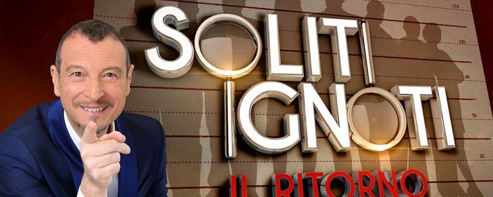 Ascolti tv, Soliti ignoti speciale Lotteria Italia vince con 5.2 milioni di telespettatori