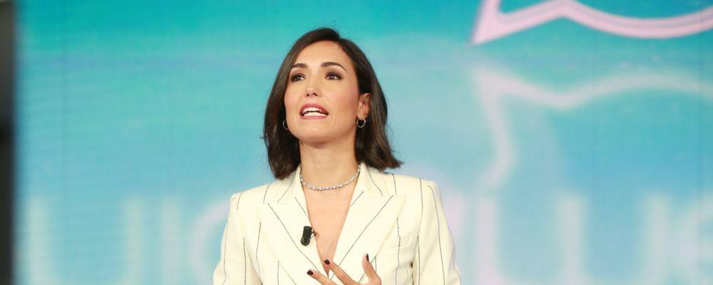 Caterina Balivo: 'In tv non ho amici, per il mio carattere è impossibile condurre con altri'