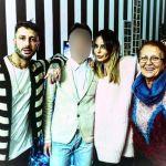 Fabrizio Corona con Nina Morić e Carlos Maria: 'Davanti alla famiglia tutto si ferma'