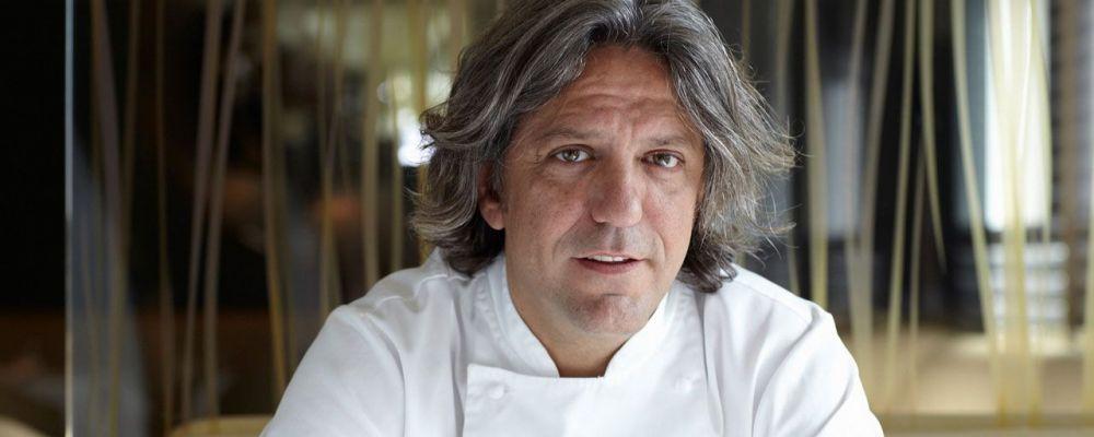 Masterchef 8, chi è lo chef Giorgio Locatelli che sostituisce Antonia Klugmann