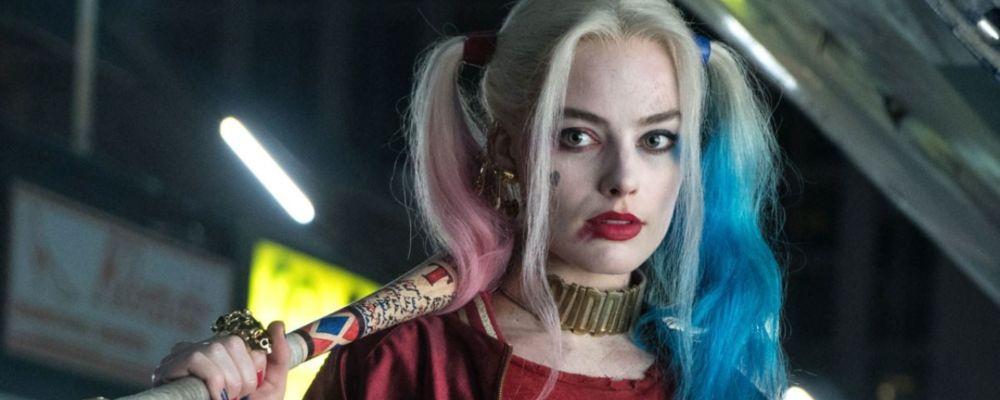 Harley Quinn è tornata: Margot Robbie regala un selfie ai fan dal set