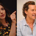Anne Hathaway: 'Ecco perché Matthew McConaughey mi fa dimenticare le battute'