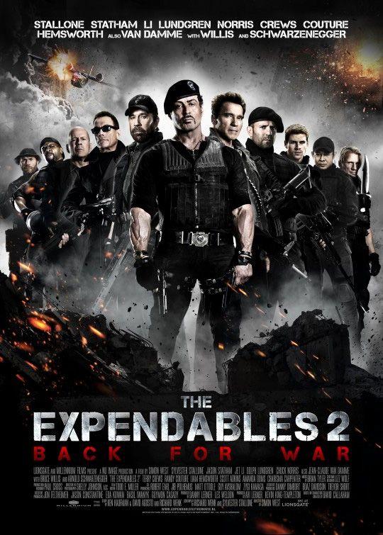 I Mercenari 2: trama, cast e curiosità sul film con tutti gl