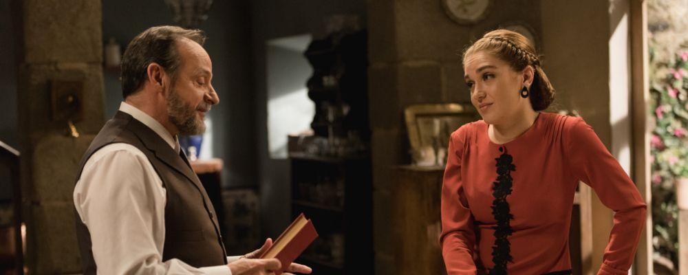 Il segreto, Raimundo e Julieta fanno squadra: anticipazioni trama puntata 1 gennaio