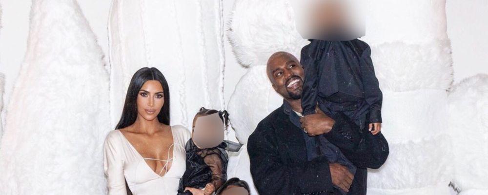 Kim Kardashian e Kanye West nato il figlio da madre surrogata