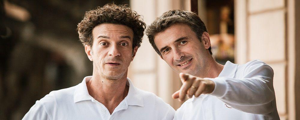 L'ora legale, su Infinity l'ultima commedia di Ficarra e Picone