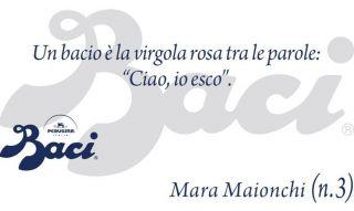 Le frasi d'amore di San Valentino di Mara Maionchi e Enrico Nigiotti sui  Baci Perugina