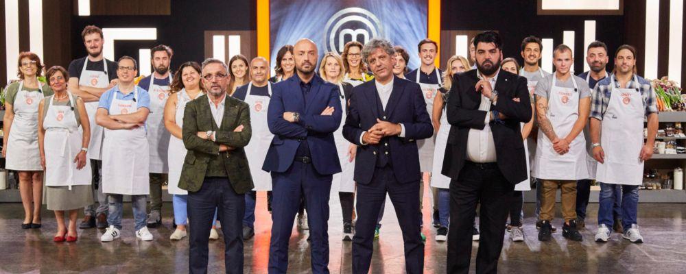 Masterchef 8, seconda puntata: Masterclass completa, furoreggia l'insalata di chef Locatelli