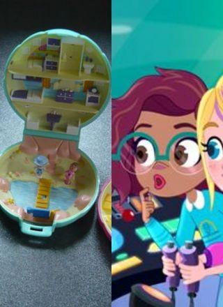 Polly Pocket: trent'anni dopo arriva il primo cartone animato sulle bamboline tascabili