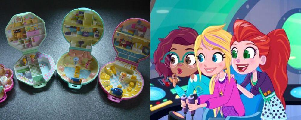 Polly pocket le bamboline tascabili arrivano in tv trent anni