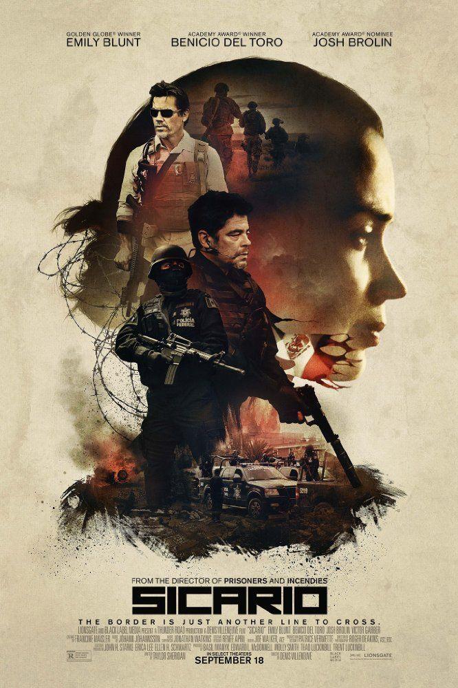 Sicario: trama, cast e curiosità del thriller con Emily Blun