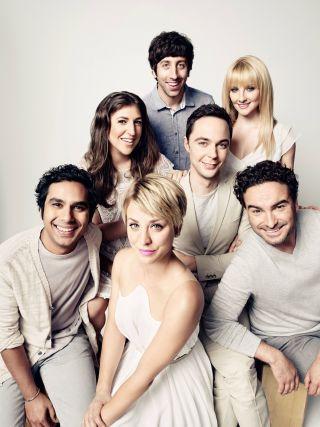 The Big Bang Theory, le immagini dell'ultima stagione