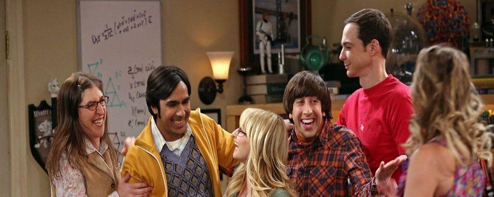 The Big Bang Theory, il doppio episodio conclusivo  e un doc