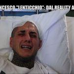 Le Iene, Francesco Chiofalo in lacrime per l'operazione: 'Sedia a rotelle? Mi butto di sotto'