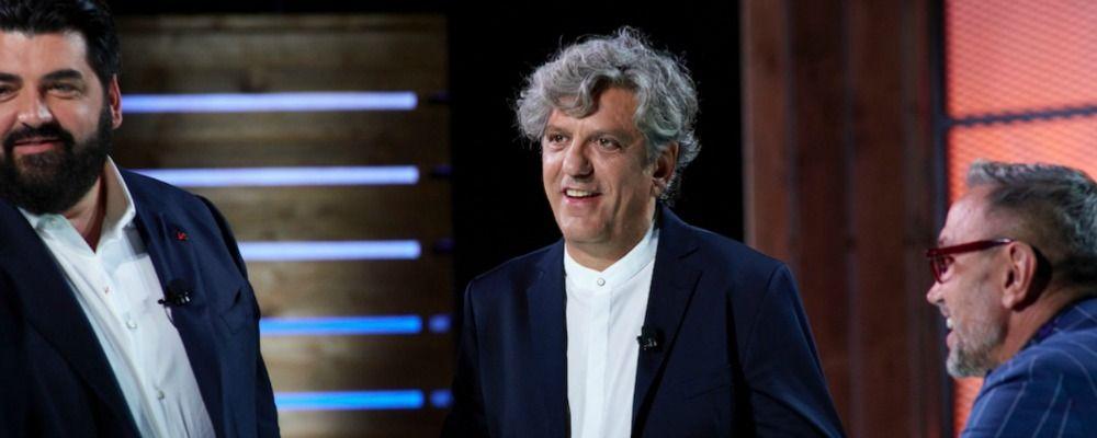 Masterchef 8, prima puntata: debutto con il sorriso per Giorgio Locatelli
