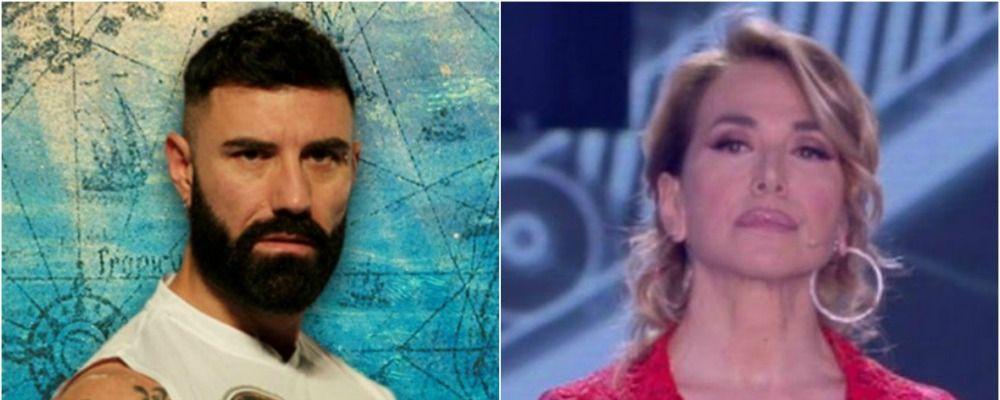 Isola dei famosi, Selvaggia Lucarelli scova gli insulti di John Vitale a Barbara D'Urso