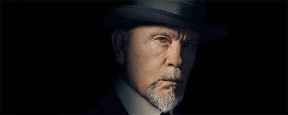 The ABC murders, Poirot nel senso di Malkovich