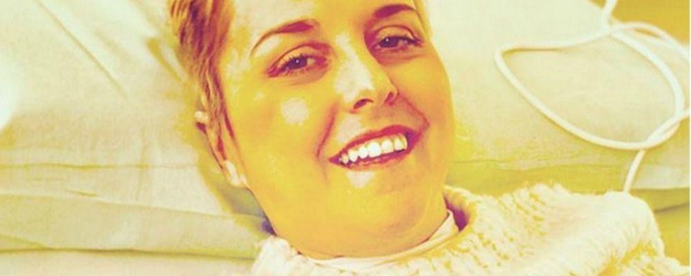 Nadia Toffa in ospedale: 'A chi mi vuole morta dico...'