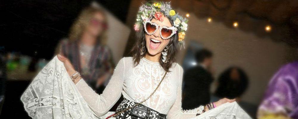 Nina Dobrev, party per i 30 anni con reunion del cast di The Vampire Diaries